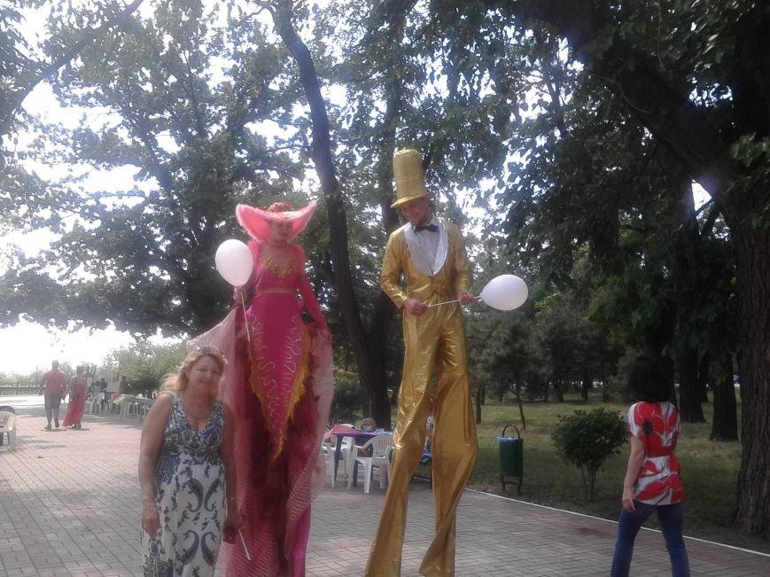 В Мариуполе стартовало празднование Дня металлурга (ФОТО), фото-7