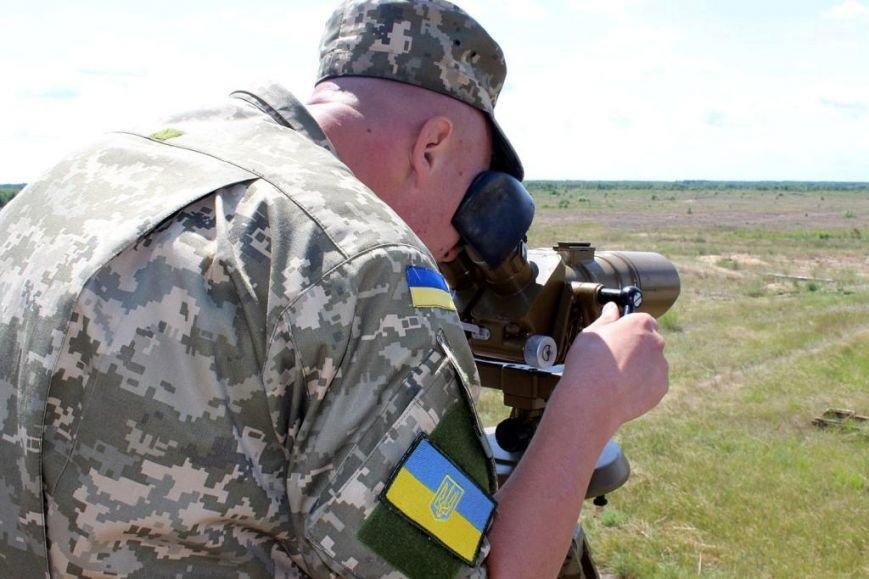 Подготовка артиллеристов продолжается в Черниговской области (фото) - фото 1