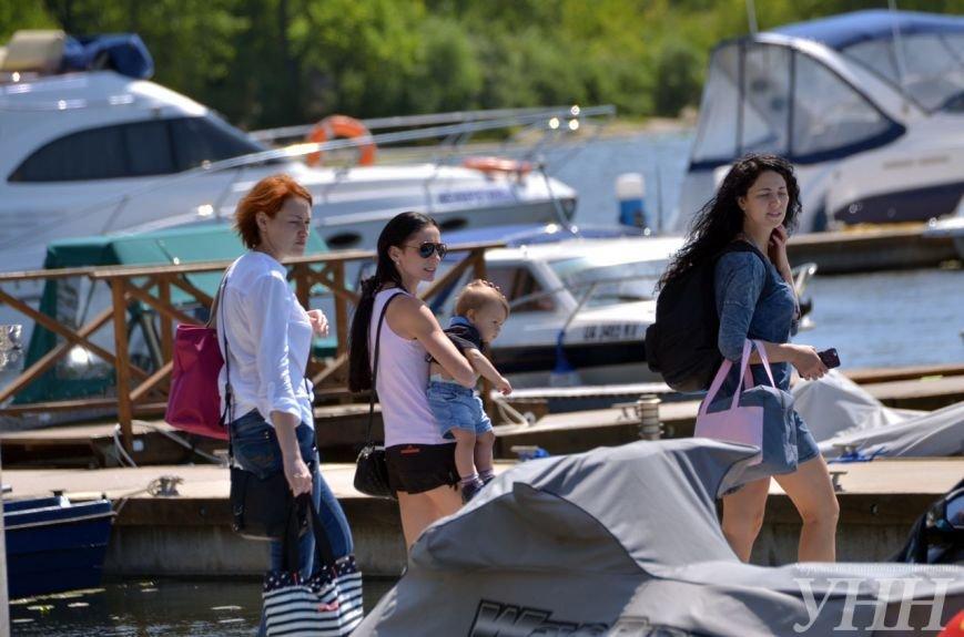 В Киеве стартовала яхтенная регата (ФОТО) (фото) - фото 1