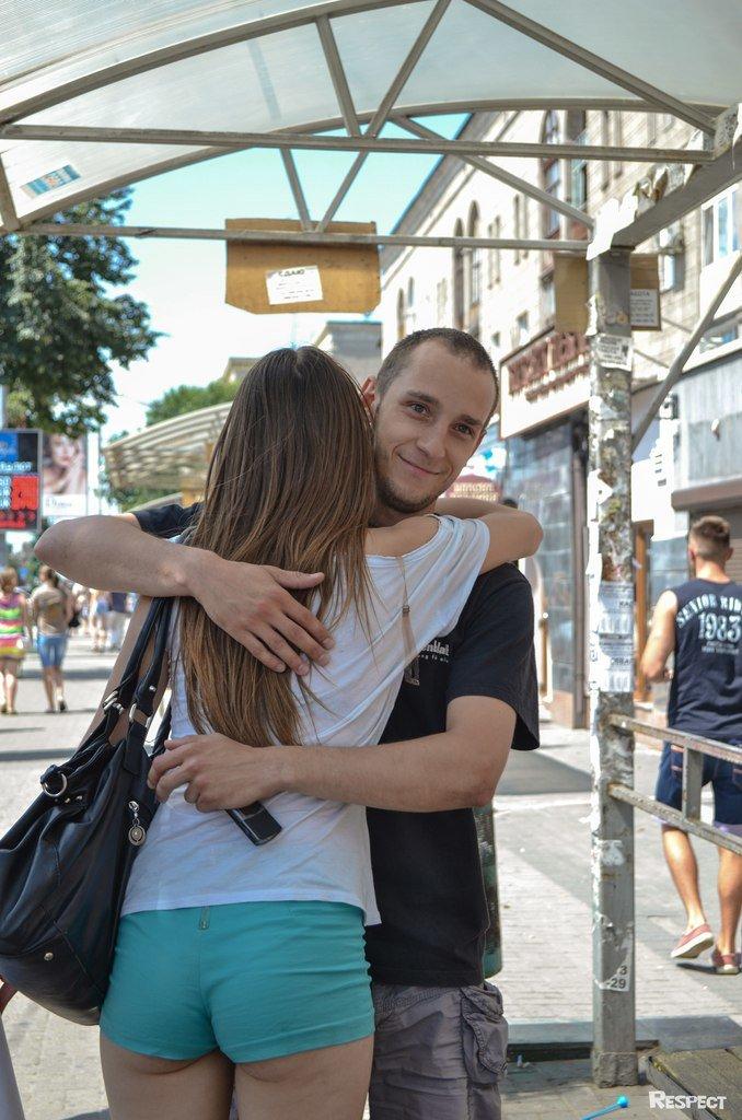 В Запорожье прошел фестиваль обнимашек (ФОТОРЕПОРТАЖ) (фото) - фото 6