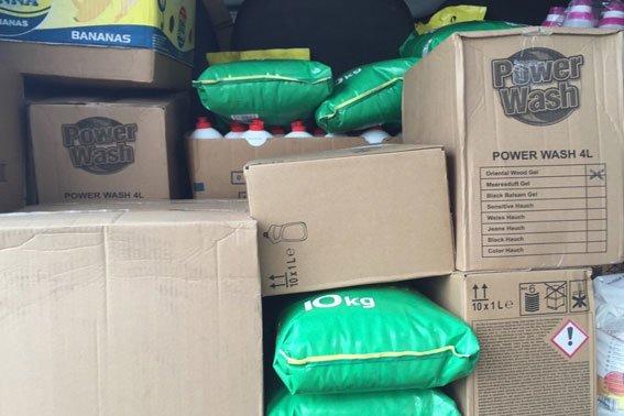 Львівські правоохоронці зупинили постачання контрафактних м'ясопродуктів на Львівщині (фото) - фото 1