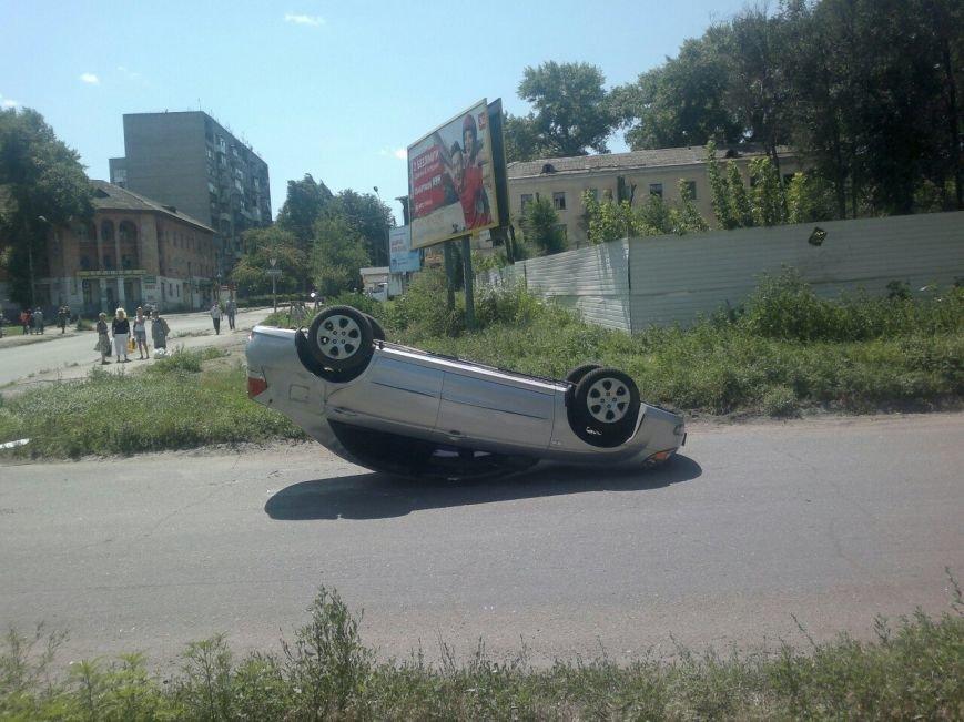 ДТП, удивившие жителей Днепродзержинска в эти выходные (фото) - фото 5