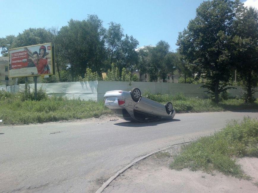 ДТП, удивившие жителей Днепродзержинска в эти выходные (фото) - фото 4