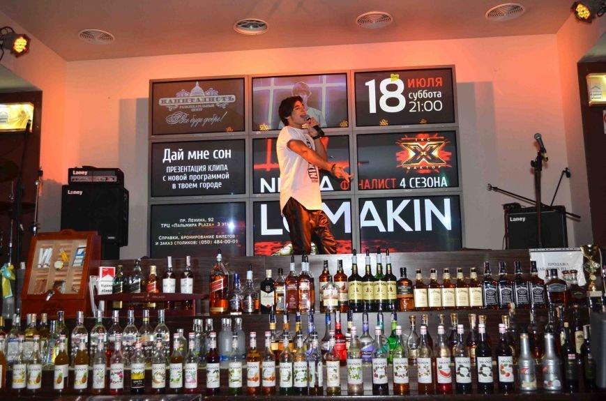 В Запорожье финалист Х-фактора Никита Ломакин презентовал свой новый клип (ФОТО) (фото) - фото 6