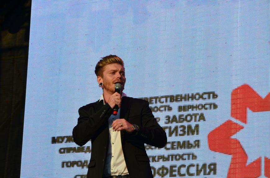 Александр Кривошапко приехал в Мариуполь вместе с девушкой (ВИДЕО), фото-1