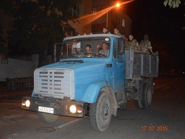 «Правый сектор» прекратил митинг в Днепропетровске (ФОТО), фото-1