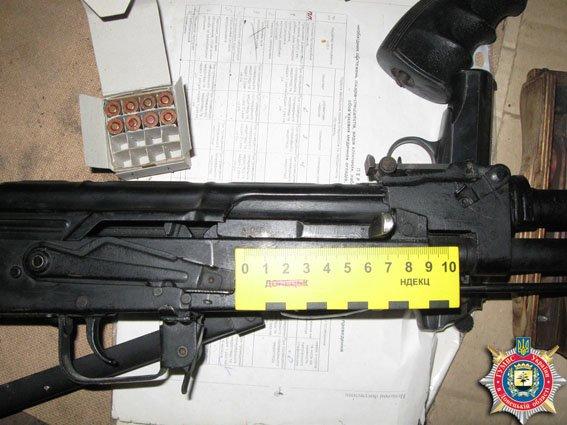 У жителя Красноармейска изъято несколько единиц оружия и взрывчатки (ФОТО) (фото) - фото 9