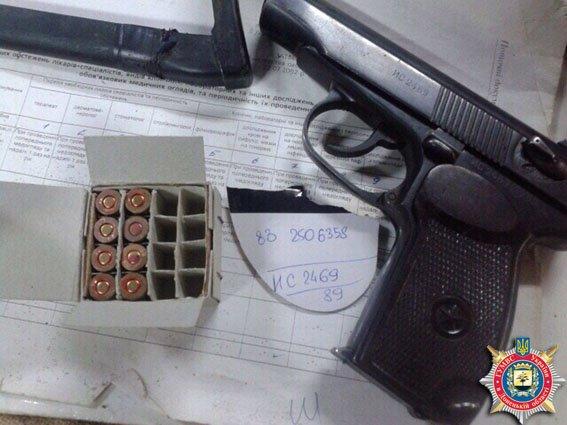 У жителя Красноармейска изъято несколько единиц оружия и взрывчатки (ФОТО) (фото) - фото 7