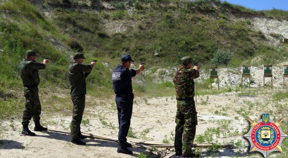 Красноармейские правоохранители отработали на полигоне навыки огневой подготовки (ФОТО) (фото) - фото 4