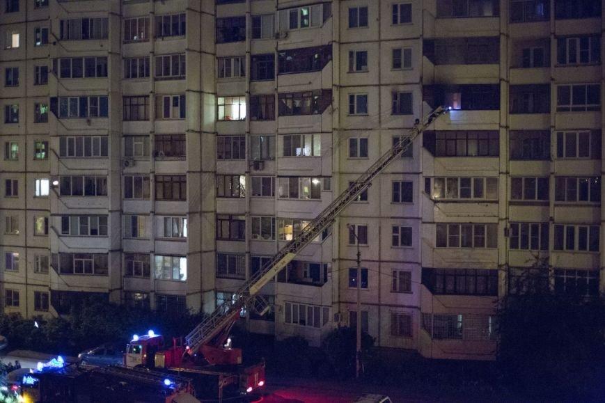 На ночных пожарах в Домодедово есть пострадавшие (фото) - фото 3