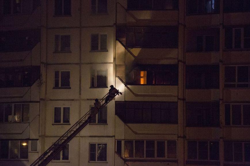 На ночных пожарах в Домодедово есть пострадавшие (фото) - фото 2