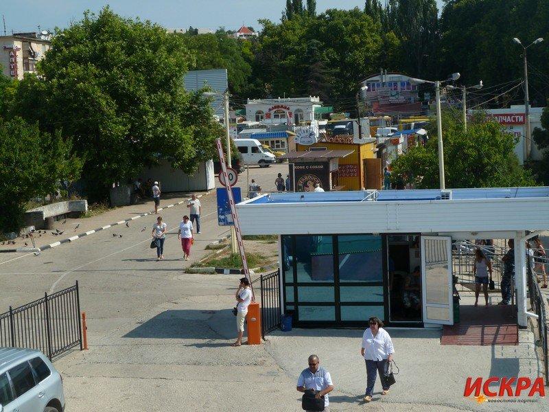 На Северной стороне Севастополя установили информационное табло (ФОТОФАКТ) (фото) - фото 2