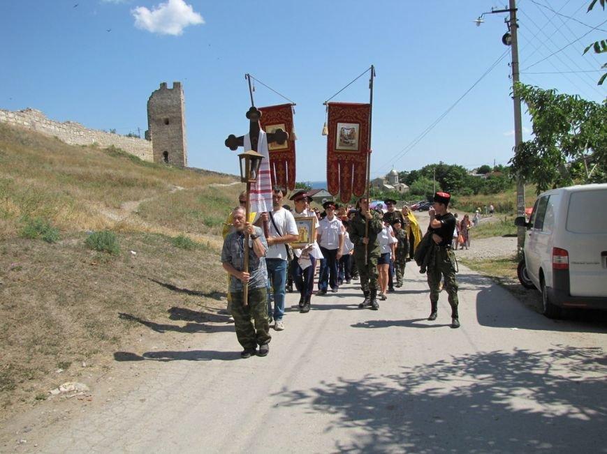Крестный ход в Феодосии (Фото, ВИДЕО), фото-2