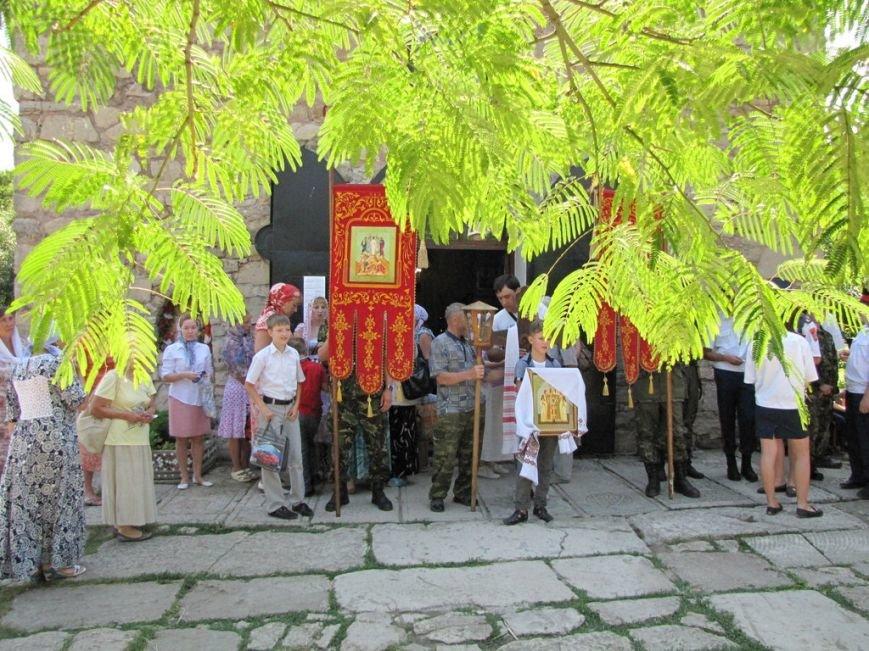 Крестный ход в Феодосии (Фото, ВИДЕО), фото-1