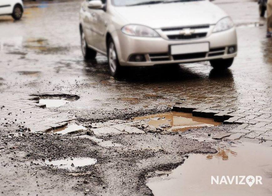 Какие улицы в Чернигове самые разбитые?, фото-1