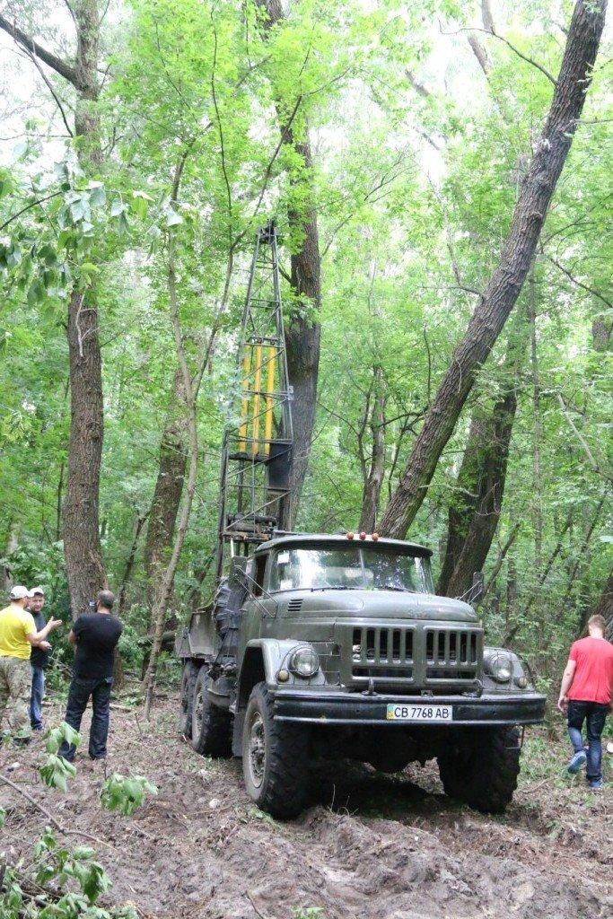 На Кордовке уничтожили 78 деревьев и поставили забор, фото-10