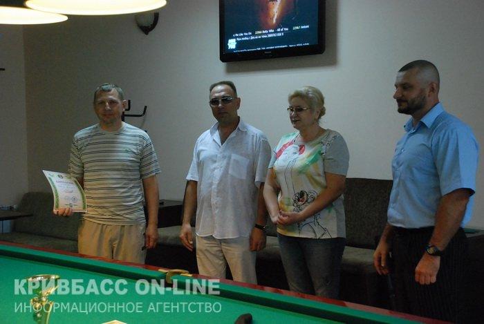 Криворожские журналисты выяснили, кто из них лучший в бильярде (ФОТО) (фото) - фото 8