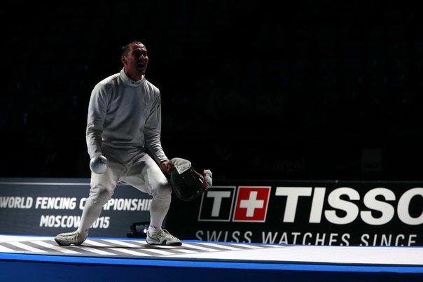 Фехтовальщик из Днепропетровщины Богдан Никишин стал чемпионом мира (фото) - фото 1