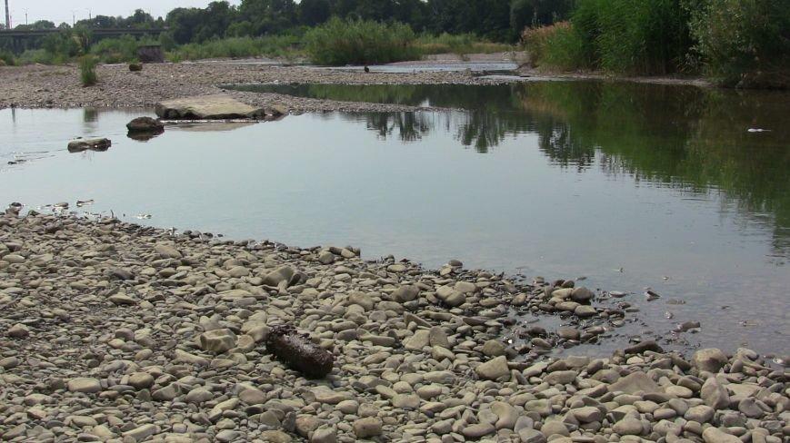 У Чернівцях на березі Прута знайшли два артилерійські снаряди, фото-1