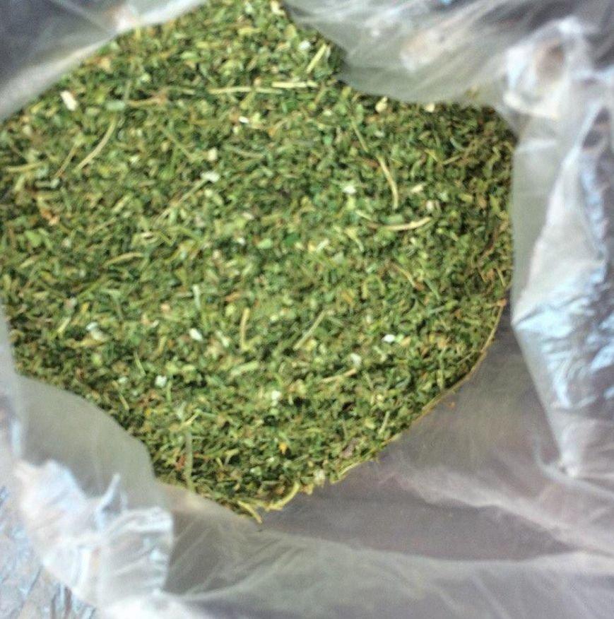 В квартире ранее судимой жительницы Днепродзержинска обнаружили коноплю и марихуану (фото) - фото 1