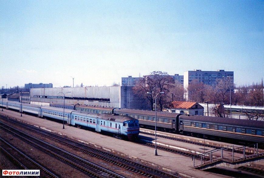 Паровозных дел город – Кременчуг (фото) - фото 1