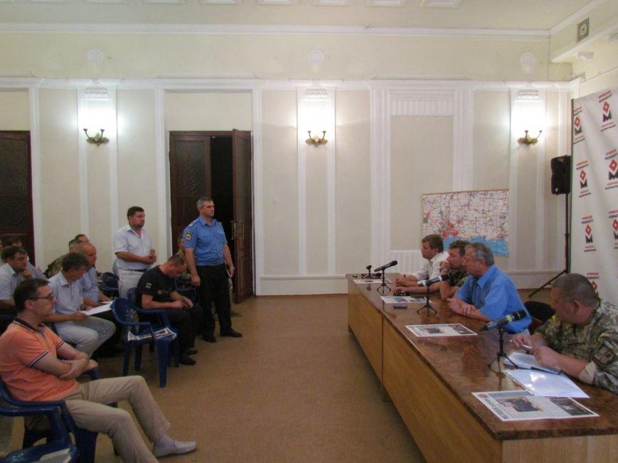 Юрий Хотлубей предложил откупаться от воров мариупольских люков, фото-3