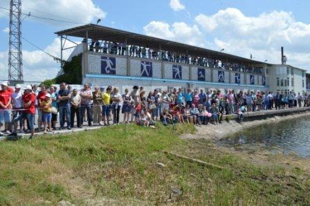 В Енакиево День металлурга отметили заводчане пяти предприятий, фото-1