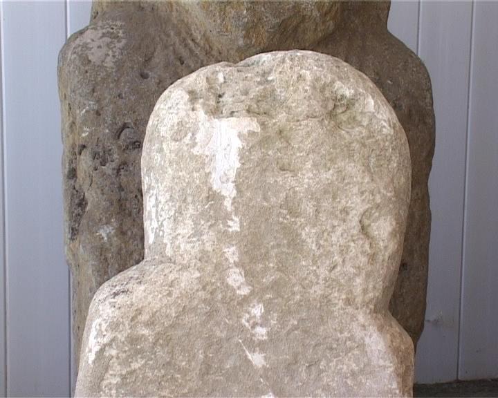 Каменный менгир пополнил коллекцию артефактов Краеведческого музея (фото) - фото 1