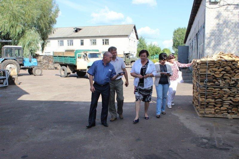 Очільниця обласної ради ознайомилася з роботою Конотопских лісгоспів, фото-3