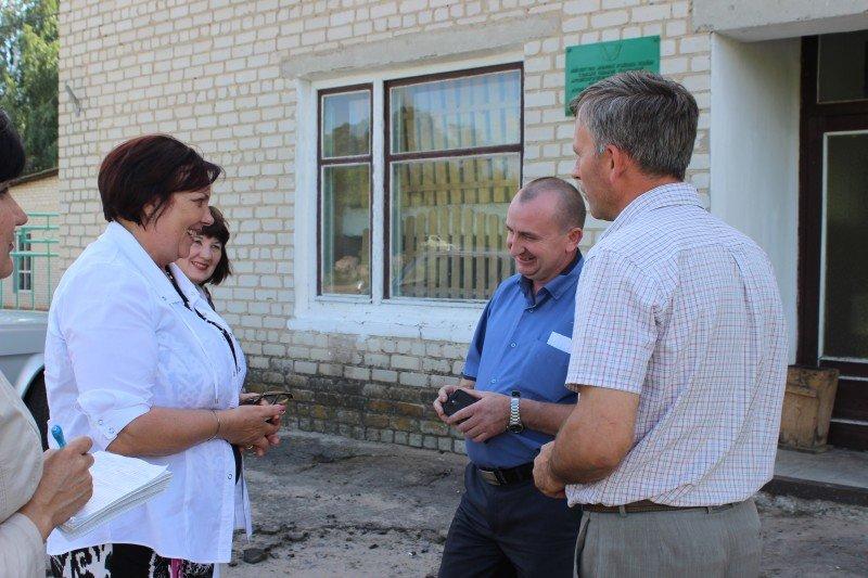 Очільниця обласної ради ознайомилася з роботою Конотопских лісгоспів, фото-1