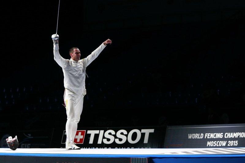 Днепропетровский спортсмен - чемпион мира по фехтованию на шпагах (фото) - фото 2