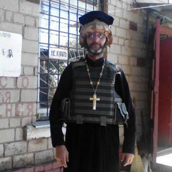 Священник Александрийской епархии совершил поездку в зону АТО. ФОТО (фото) - фото 1