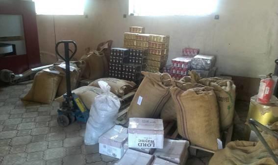 На Львівщині діяли чотири підпільні цехи із виготовлення  кави відомих виробників (фото) - фото 1