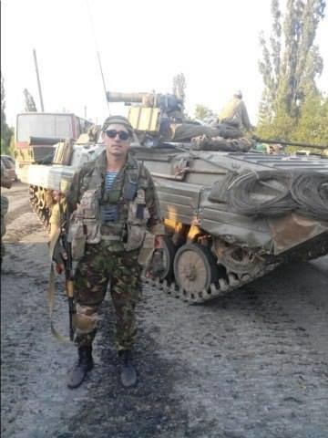 В Запорожской области похоронят бойца батальона «Донбасс» (фото) - фото 1
