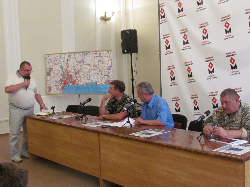 В Мариуполе не смогли сдать в срок опорные пункты строящихся фортификационных сооружений (ФОТО), фото-1