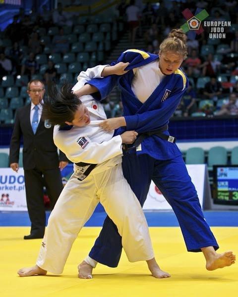На Кубке Европы во Вроцлаве кременчужанка завоевала серебряную медаль (ФОТО) (фото) - фото 1