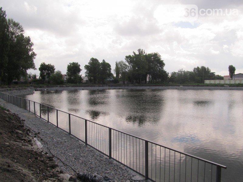 Реконструкция Городского сада закончится в этом году при условии надлежащего финансирования (фото) - фото 1