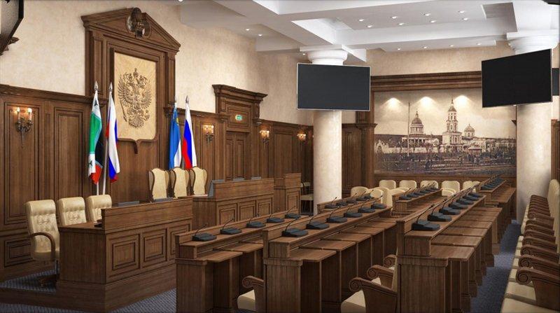 На новый зал заседаний для депутатов Белгородской областной Думы потратят почти 30 миллионов рублей (фото) - фото 1