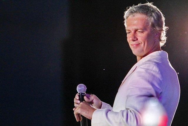 Концерт кращих в Україні виконавців авторської пісні та поп-класики тріо «S-Klass» пройшов за підтримки Геннадія Корбана, фото-19