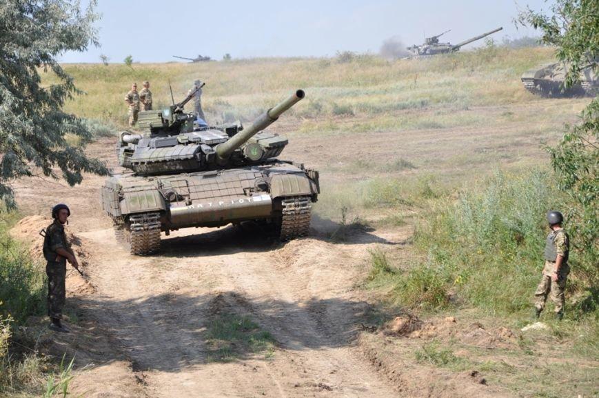 Под Николаевом морпехи показали, что они умеют воевать (ФОТО) (фото) - фото 6