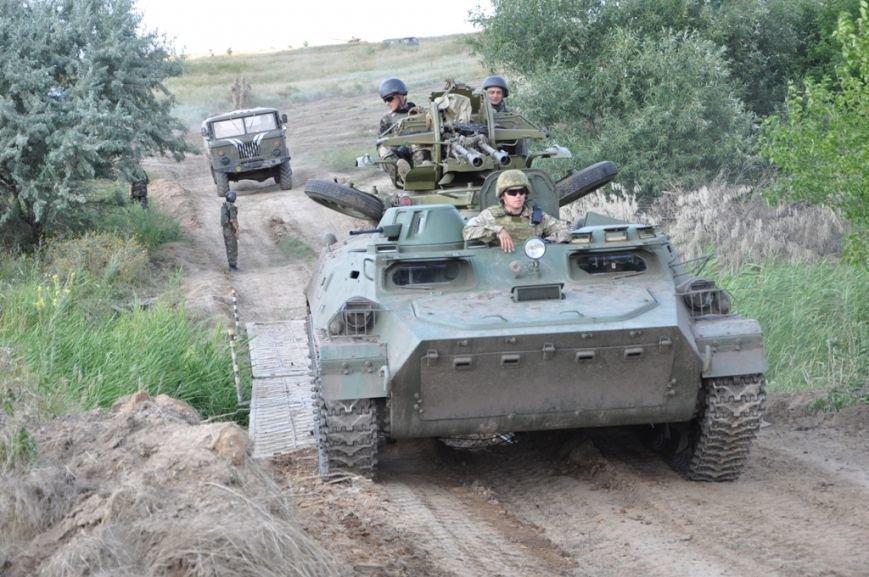 Под Николаевом морпехи показали, что они умеют воевать (ФОТО) (фото) - фото 2