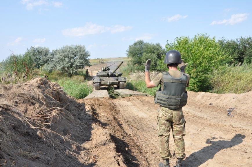 Под Николаевом морпехи показали, что они умеют воевать (ФОТО) (фото) - фото 1