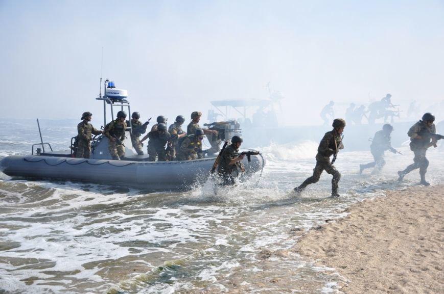 Под Николаевом морпехи показали, что они умеют воевать (ФОТО) (фото) - фото 10