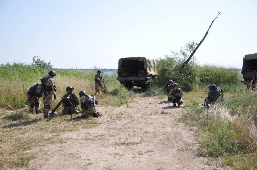 Под Николаевом морпехи показали, что они умеют воевать (ФОТО) (фото) - фото 3