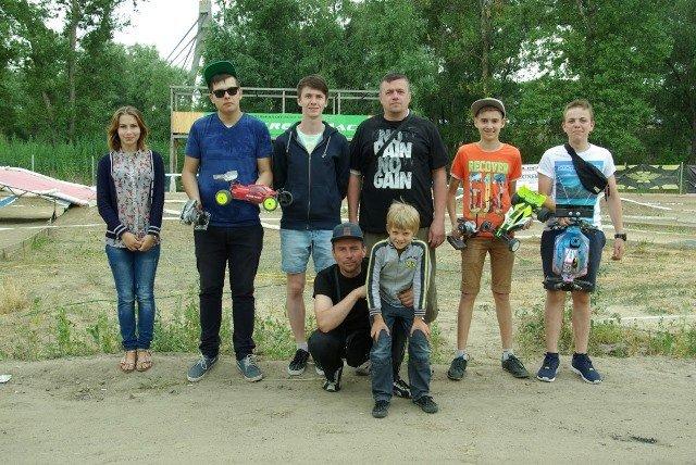 Школьники Днепропетровщины - среди лучших автомоделистов Украины, фото-2