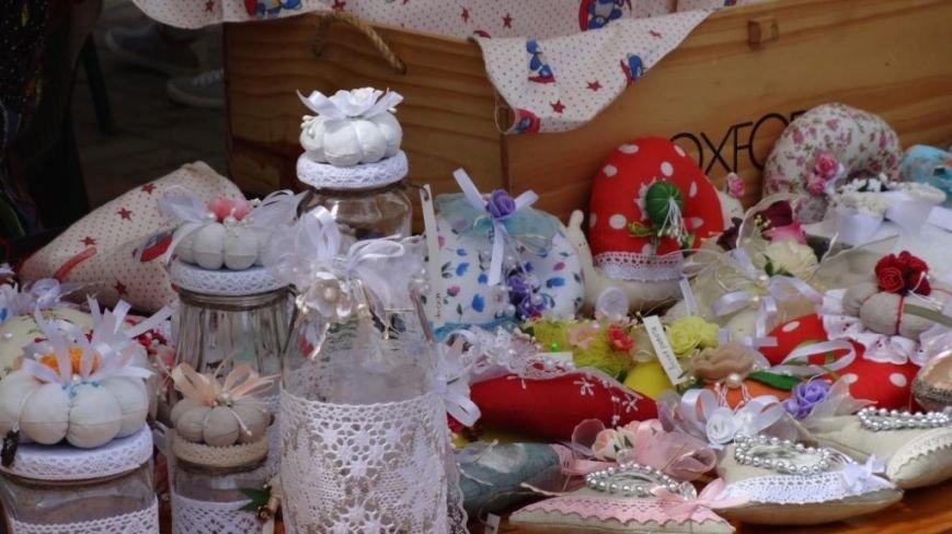 В Сумах каждое воскресенье работает «Блошиный рынок на Воскресенской» (фото) - фото 1