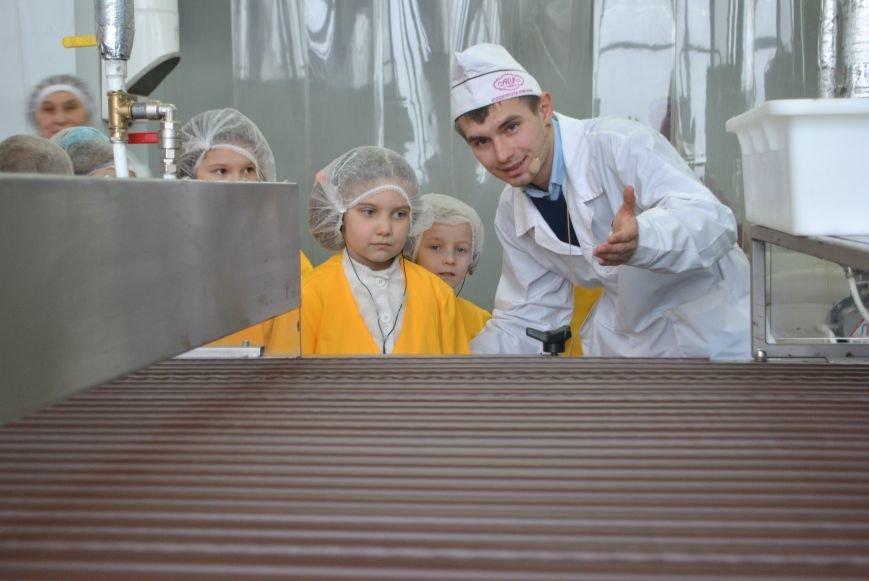 «АВК» открывает шоколадные тайны детям (фото) - фото 7