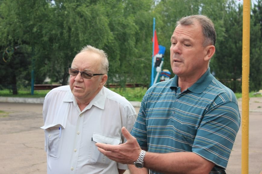 Артемовский «Вогник» временно примет училище олимпийского резерва, фото-2