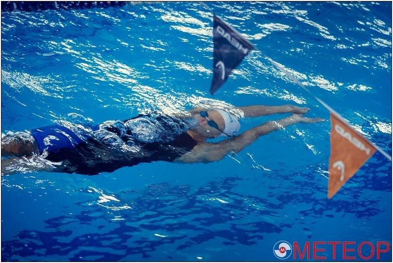 Криворожские пловцы достойно выступили на Чемпионате Украины и заняли призовые места (ФОТО), фото-1