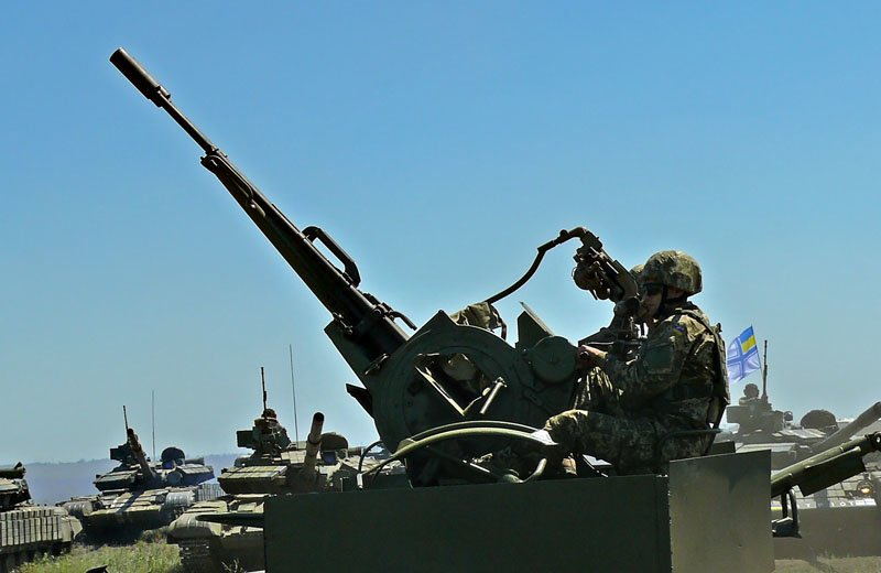 Порошенко отправил морских пехотинцев с полигона Николаевщины прямиком в АТО (ФОТОРЕПОРТАЖ) (фото) - фото 8